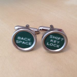 Green Backspace & Shift Lock Keys