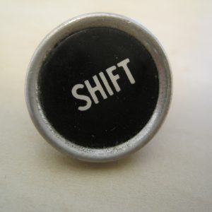 pin black shift